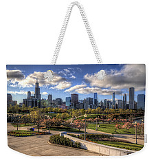 Spring Time Is Here Weekender Tote Bag