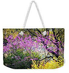 Spring Trees In San Antonio Weekender Tote Bag