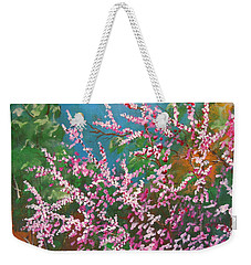 Springs Blossoms  Weekender Tote Bag