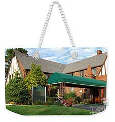 St Clair Inn Entrance Weekender Tote Bag