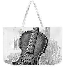 Stainer Violin Weekender Tote Bag