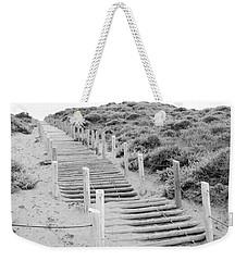Stairs At Baker Beach Weekender Tote Bag