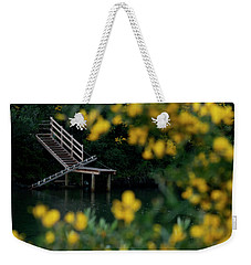 Weekender Tote Bag featuring the photograph Stairway To Heaven by Pedro Cardona