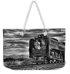 Steam Train No 844 - Iv Weekender Tote Bag