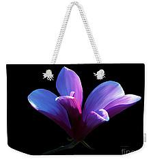 Steel Magnolia Weekender Tote Bag