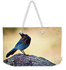 Stellers Rock Weekender Tote Bag by Lana Trussell