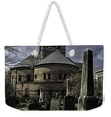Steps In Time Weekender Tote Bag by Lynn Palmer