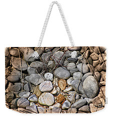 Sticks And Stones Can Hurt Weekender Tote Bag