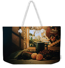 Still Life With Hopper Weekender Tote Bag by Patrick Anthony Pierson