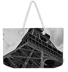 Weekender Tote Bag featuring the photograph Still Standing by Eric Tressler