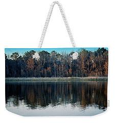 Still Water Weekender Tote Bag