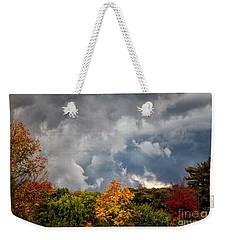 Storms Coming Weekender Tote Bag