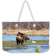 Strange Pond Fellows Weekender Tote Bag