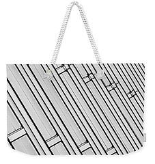 Structural Intrigue Weekender Tote Bag