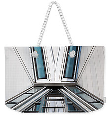 Structure Reflections Weekender Tote Bag