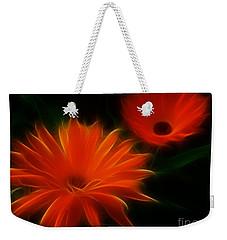 Summer Heat Weekender Tote Bag