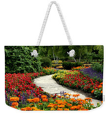 Summer In Cantigny 1 Weekender Tote Bag by Ely Arsha