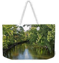Weekender Tote Bag featuring the photograph Summer Light by Joseph Yarbrough