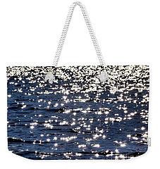 Sun Sparkle On Blue Waters Weekender Tote Bag
