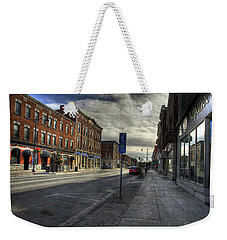 Sunday Afternoon Cannon Practice Weekender Tote Bag