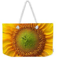 Sunflower Fantasy Weekender Tote Bag by Benanne Stiens