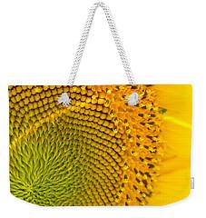 Sunflower Study 1 Weekender Tote Bag