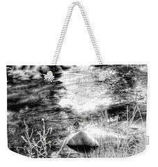 Sunlight In The Springtime Mountains Weekender Tote Bag