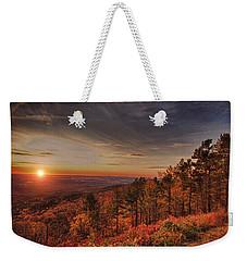 Sunrise 2-talimena Scenic Drive Arkansas Weekender Tote Bag