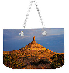 Sunrise At Chimney Rock Weekender Tote Bag