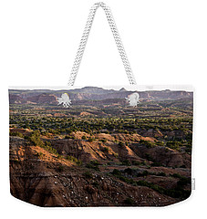 Sunrise Over Caprock Canyons State Park Weekender Tote Bag