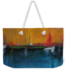 Sunset At The Lake  # 1 Weekender Tote Bag