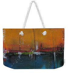 Sunset At The Lake # 2 Weekender Tote Bag
