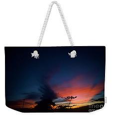 Sunset Leeward Oahu Weekender Tote Bag
