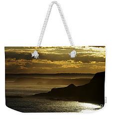 Sunset Mist Weekender Tote Bag