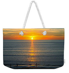 Sunset - Moana Beach - South Australia Weekender Tote Bag by Jocelyn Kahawai