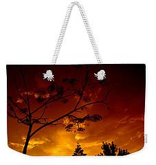 Sunset Over Florida Weekender Tote Bag