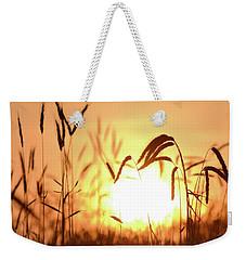 Sunset Rye IIi Weekender Tote Bag