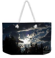 Sunshine Always Returns Weekender Tote Bag