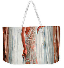 Survivor Self-portrait Weekender Tote Bag