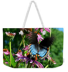 Swallowtail In Motion Weekender Tote Bag