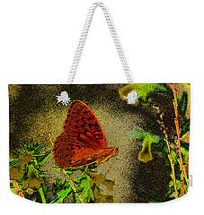 Sweet Afternoon Breeze Weekender Tote Bag by Vicki Pelham