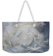 Sweet Dreams Baby Weekender Tote Bag by Vicki Pelham