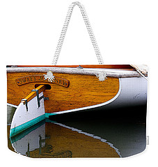 Weekender Tote Bag featuring the photograph Sweet Journey by Michael Friedman