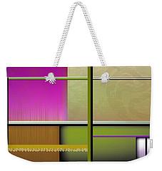 Swirling Durbish Purple Limited Edition Weekender Tote Bag