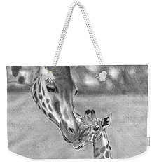 Tall One Weekender Tote Bag
