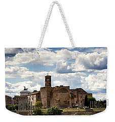 Temple Of Venus And Roma Weekender Tote Bag