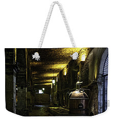 Tequilera No. 2 Weekender Tote Bag by Lynn Palmer