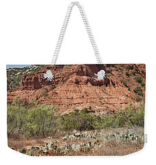 Texas Tulips Weekender Tote Bag