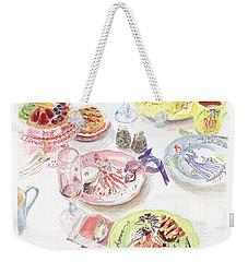 Thats Amore Weekender Tote Bag
