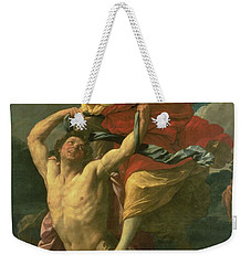The Abduction Of Deianeira Weekender Tote Bag by  Centaur Nessus